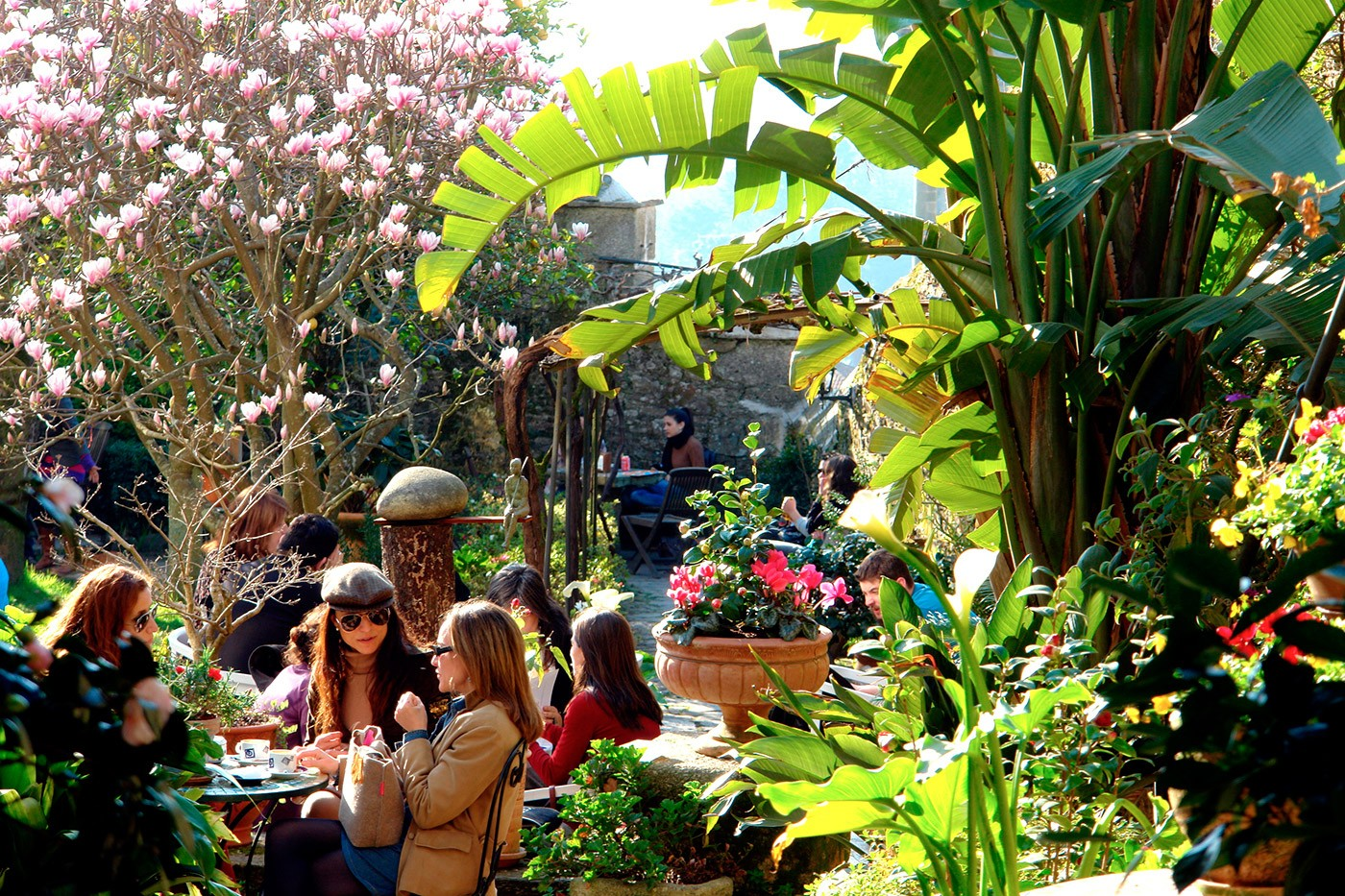 Café Garden Costa Vella