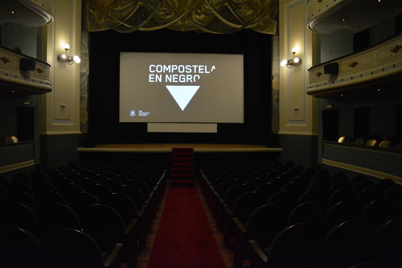 Compostela en negro proxectada en cineuropa