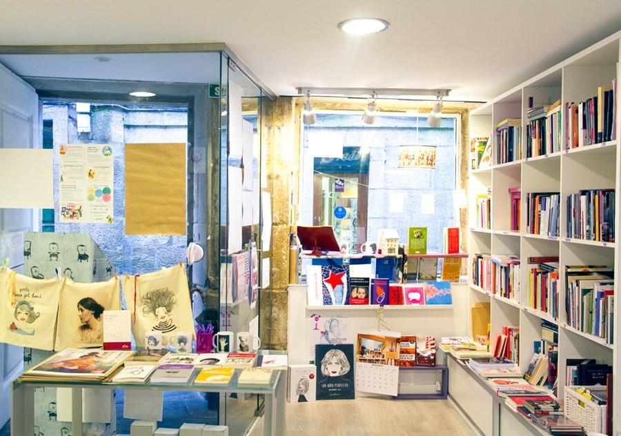 Women's bookshop Lila de Lilith